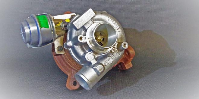 Turbo echange standard Garrett