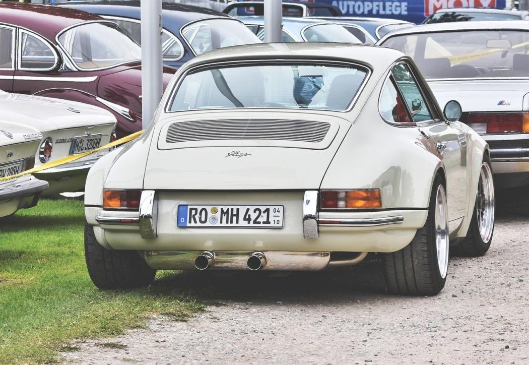 véhicule Porsche