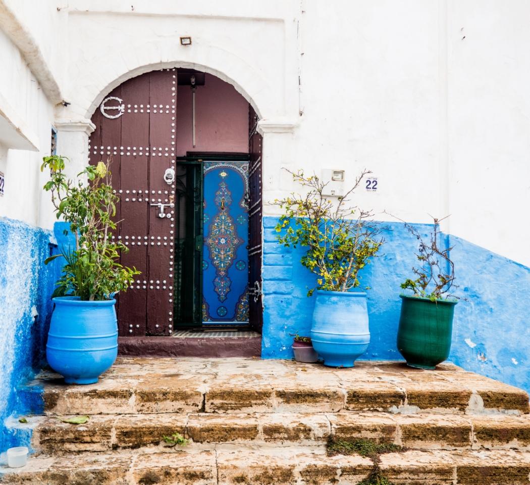 visite de Rabat au Maroc