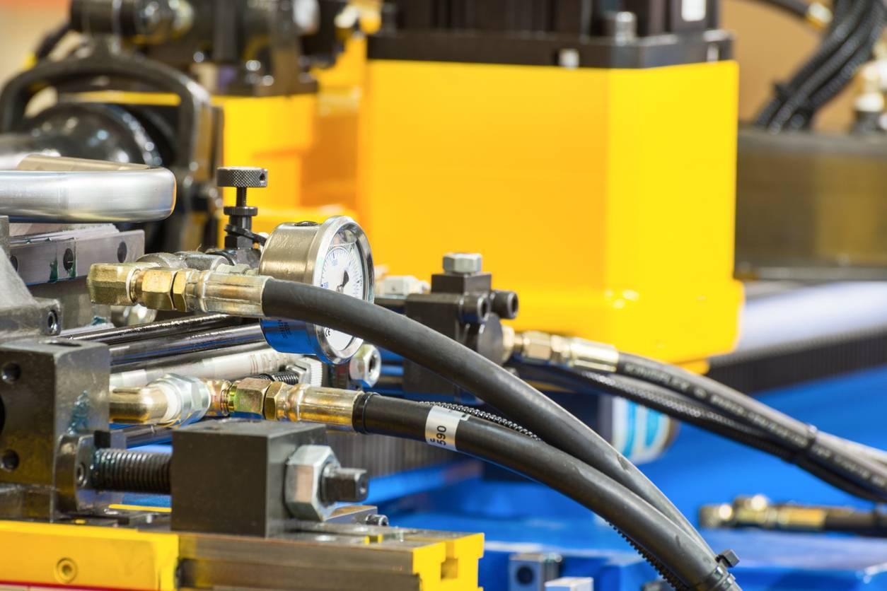 flexible hydraulique machines viticoles