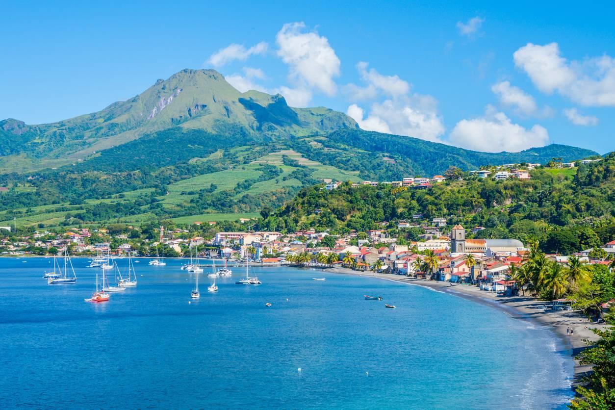 voilier Martinique