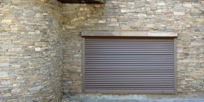 volet garage