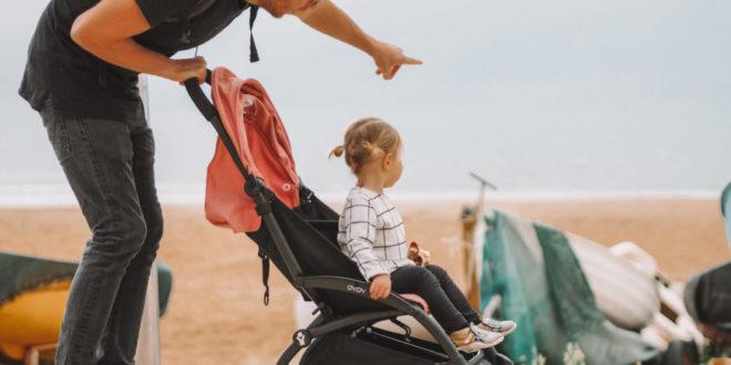 voyager avec un enfant